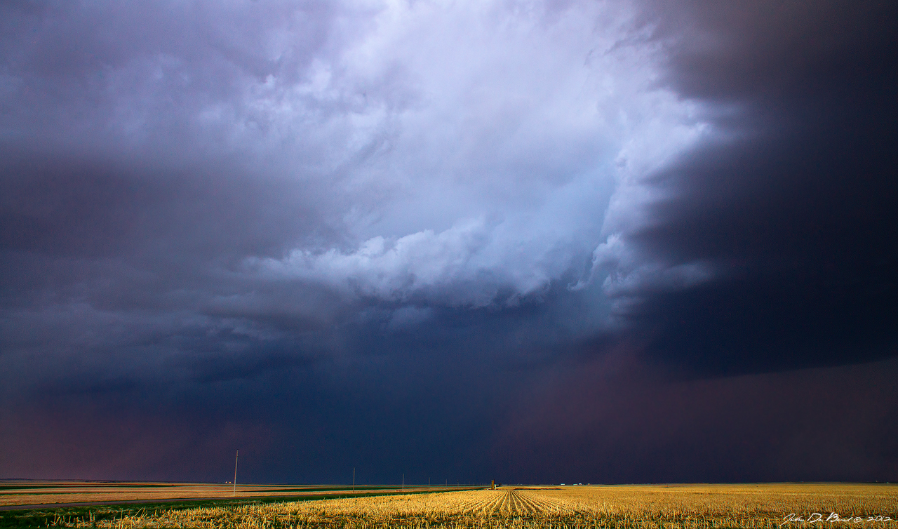 Storms Of Logan County by kkart