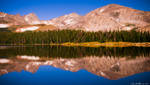 Indian Peaks Reflections