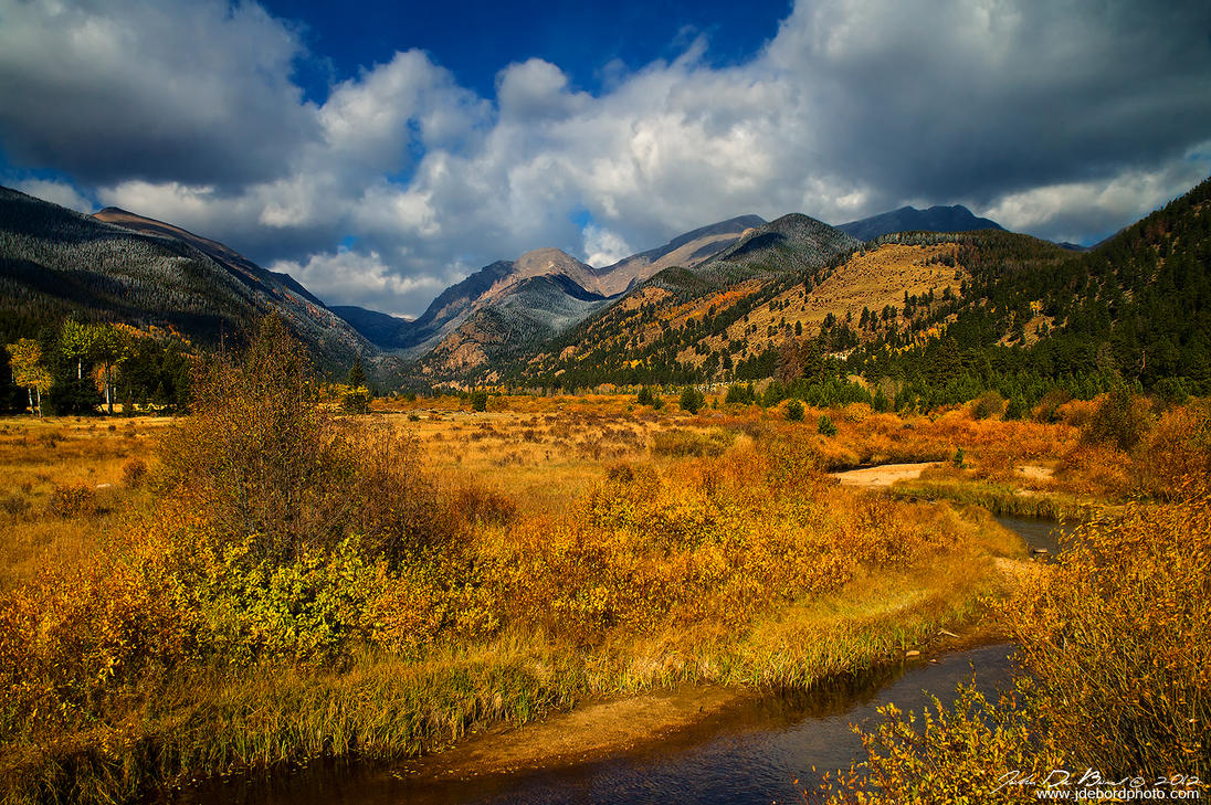 Where The River Runs Through Gold by kkart