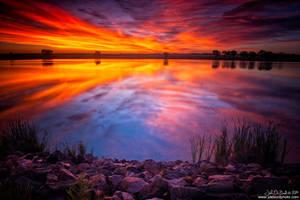 A Colorado Birthday Sunrise by kkart
