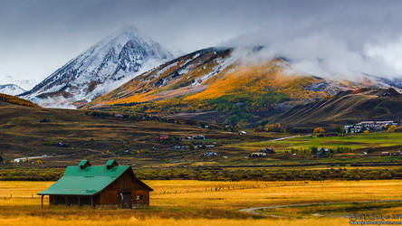 A Crested Butte Fall