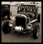 Bare Bones Hot Roddin 1