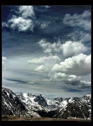 Among The Peaks by kkart