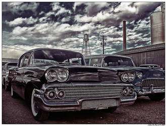 Nothin' But Sky and Chevy's by kkart