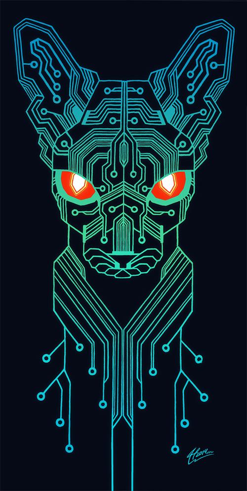 Circuits by MacGreen on DeviantArt
