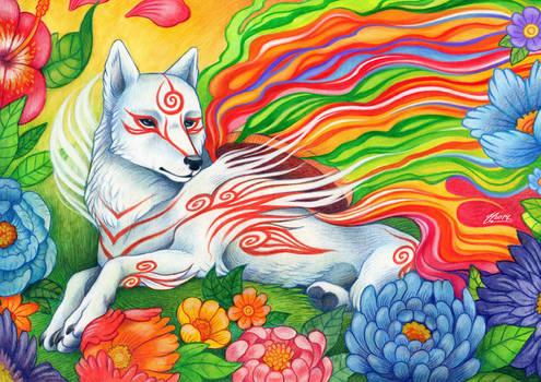 Colorful God