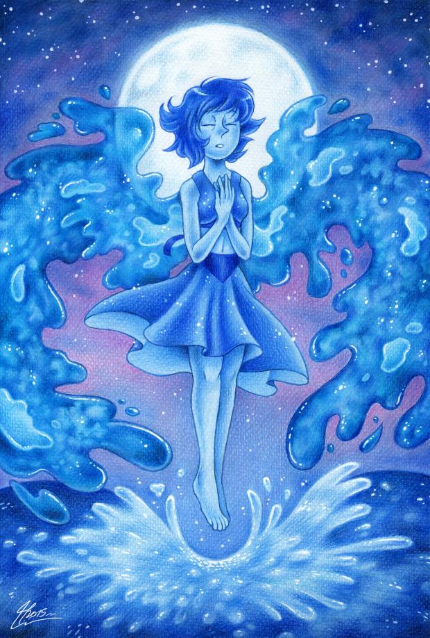 Lapis Lazuli by MacGreen
