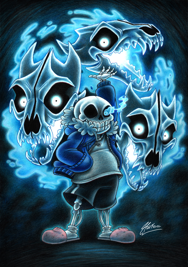 Undertale -Megalovania- by MacGreen on DeviantArt