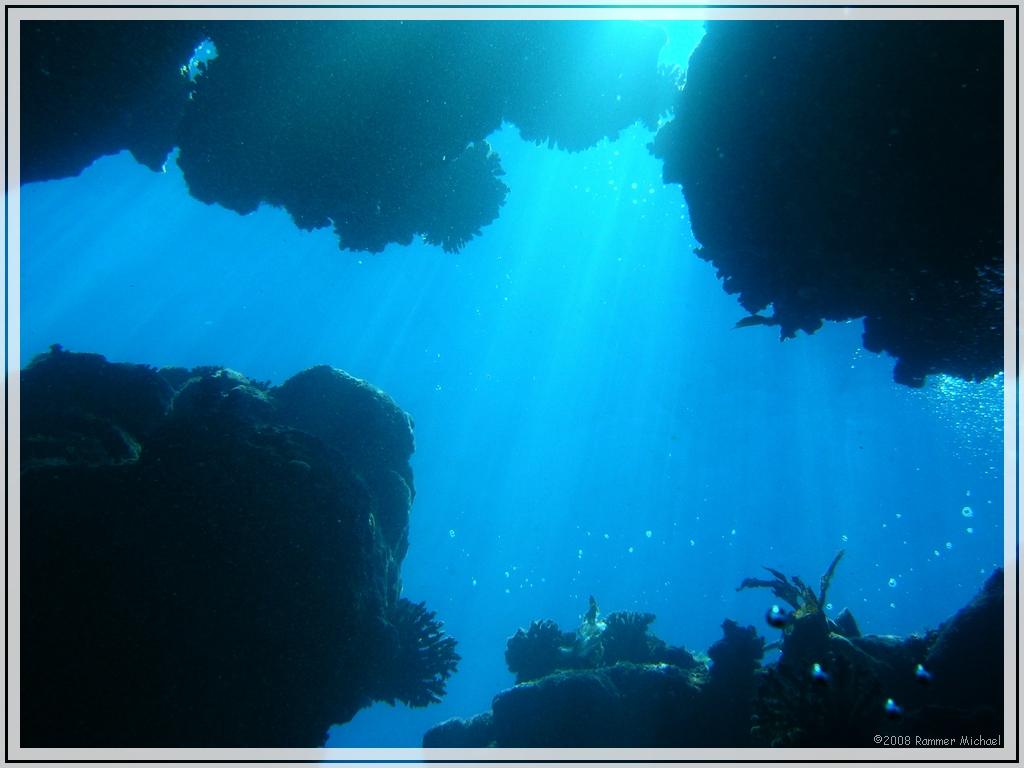 underwater cave by MRammer on DeviantArt