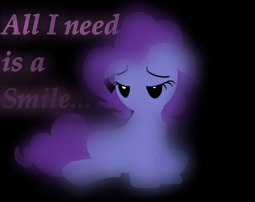 All I need is a Smile... by ROBBERGON