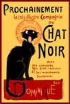 Chat Noir by Yulyeen