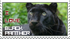 stamp panther by Adlynh