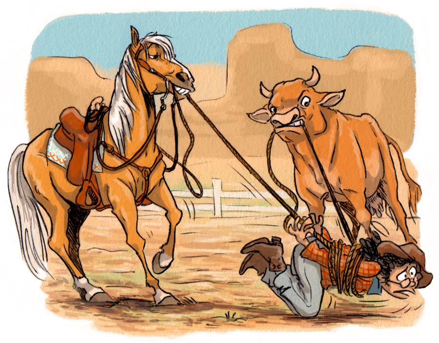 Western by Adlynh