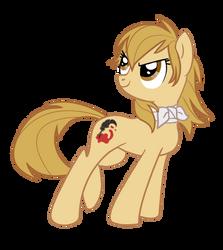 Brave pony Dolly by Adlynh
