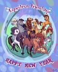 2013 card by Yulyeen