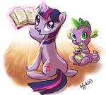 Twilight's book