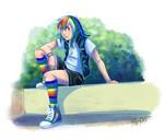 Another Rainbow Dash...
