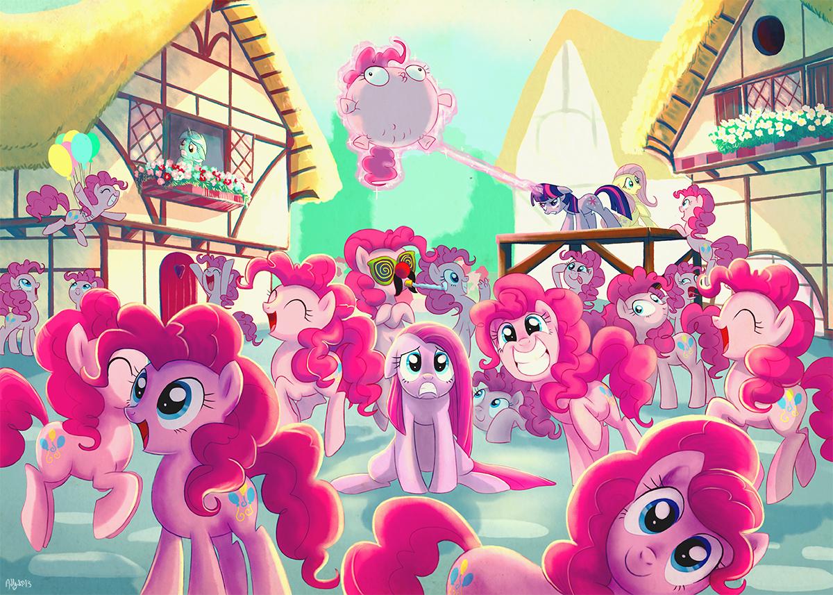 The Real Pinkie Pie