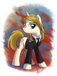 As cute as a pony