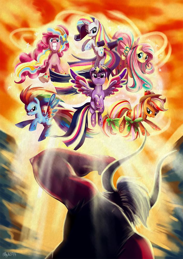 Taste da rainbow by Adlynh