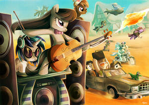 Mad Pony : Friendship Road
