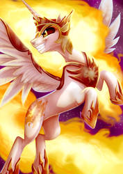 Daybreaker by Adlynh