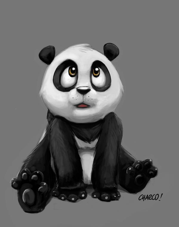 panda by charco