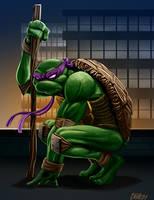 Donatello by charco