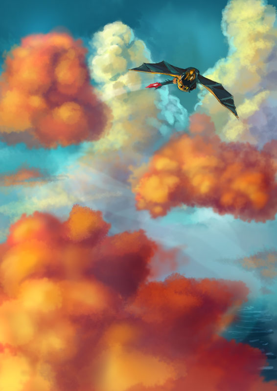 HTTYD2 by charco