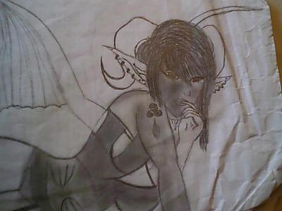Sexy Demon by Norman-Reedus-Fangur