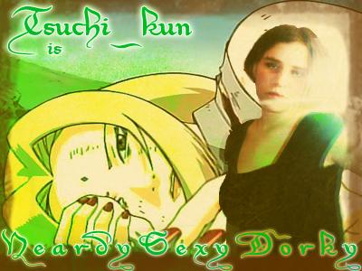 Tsuchi_kun is NSD ( made by ~MeZicH) by Norman-Reedus-Fangur