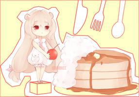 [Gift] Stella-san by xMinee