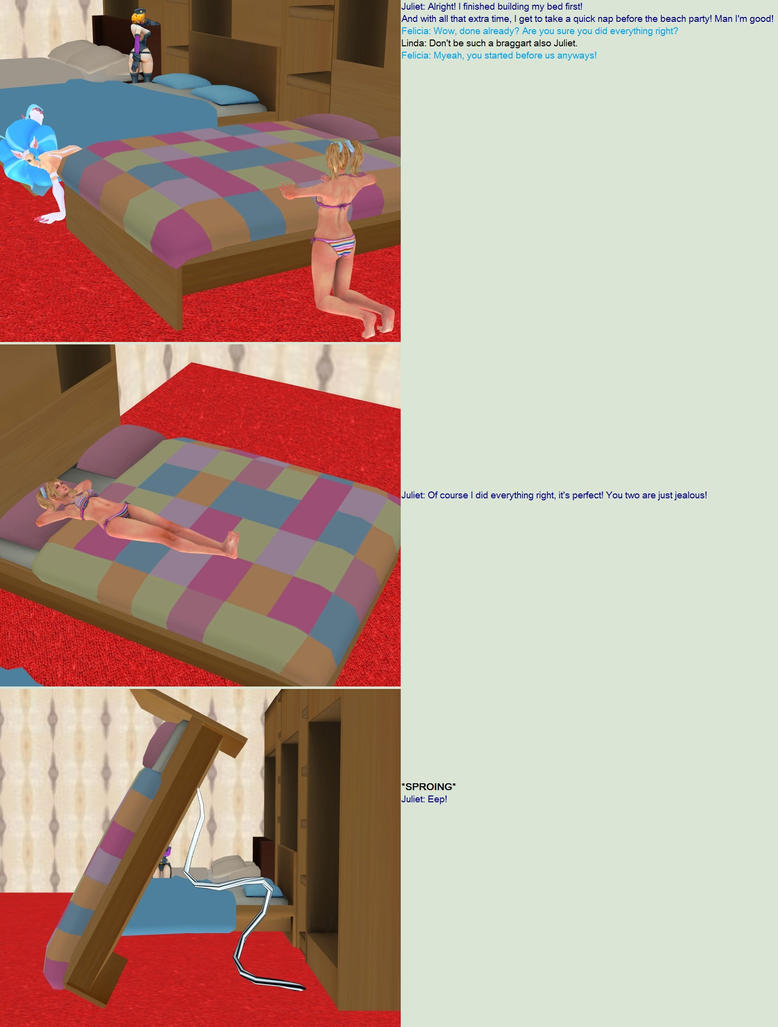 Juliet Felicia Linda How To Make A Murphy Bed P1 By Depthdropper On