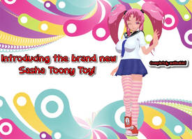 The Sasha Toony Toy Part 1 by DepthDropper