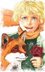 Petit Prince by umimarina
