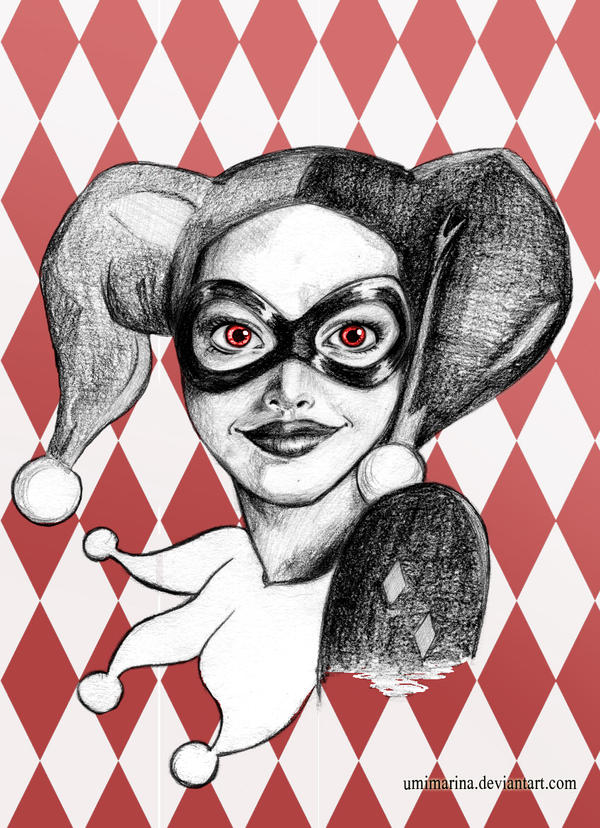 Harley Quinn by umimarina