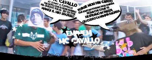 Eminem vs McCavallo by fabriziosg