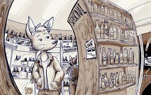 The Beer Store by sonderjen