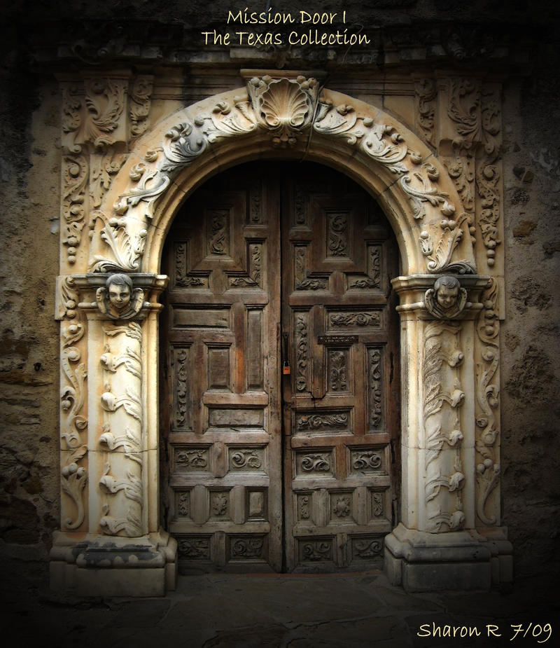 Mission Door I by Gothic-Mystery ... & Mission Door I by Gothic-Mystery on DeviantArt