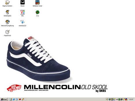 My desktop - 27.09.2003