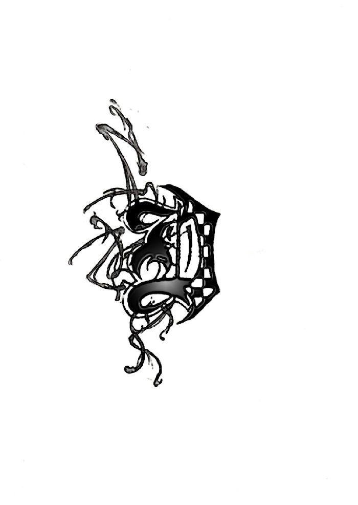 Tattoo Letter D | www....