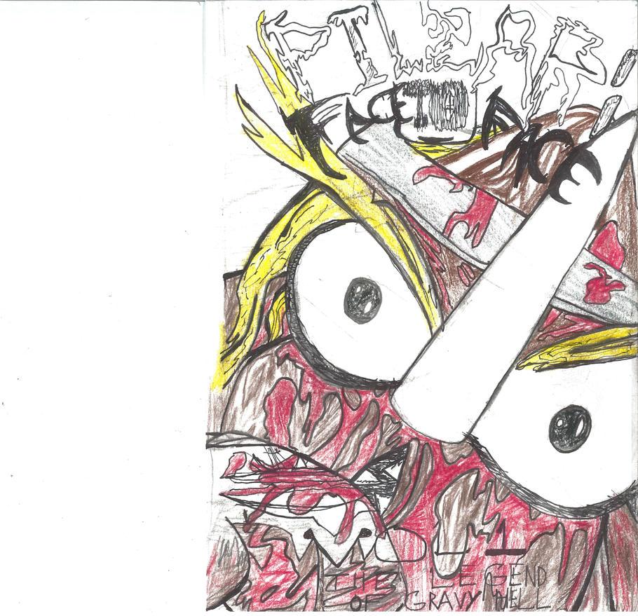 Pillar: Face To Face rough cover by Xenotoonz9f