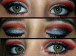 Disney Vilain Cruela Devil Make Up Eyes