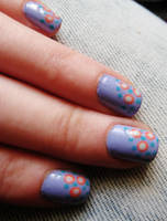 Spring me up nails by Toxic-Sway