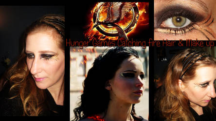 The Hunger Games Catching Fire Katniss Everdeen