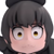 Chibi Blake- WTF Face (Medium Icon)