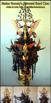 Mercury's Universal Head Case by mythfits