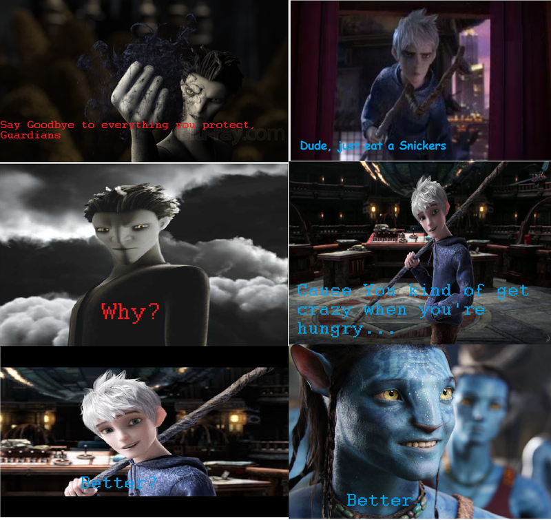 Avatar 2 2014 Movie: Avatar And ROtG Snickers Meme By Averagejoeguy2 On DeviantArt