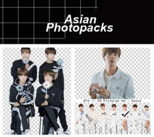 Pack Png 093 // BTS. by xAsianPhotopacks