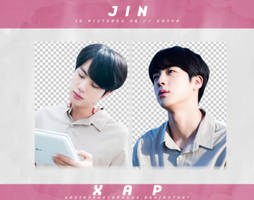 Pack Png 335 // Jin (BTS). by xAsianPhotopacks